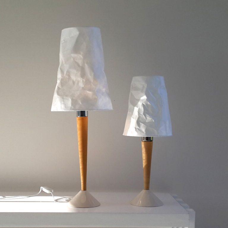 Juan Diciervo, lámparas con diseño innnovador