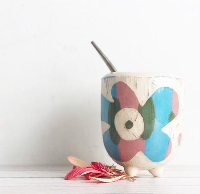Diseño en cerámica, por Sabrina Lang