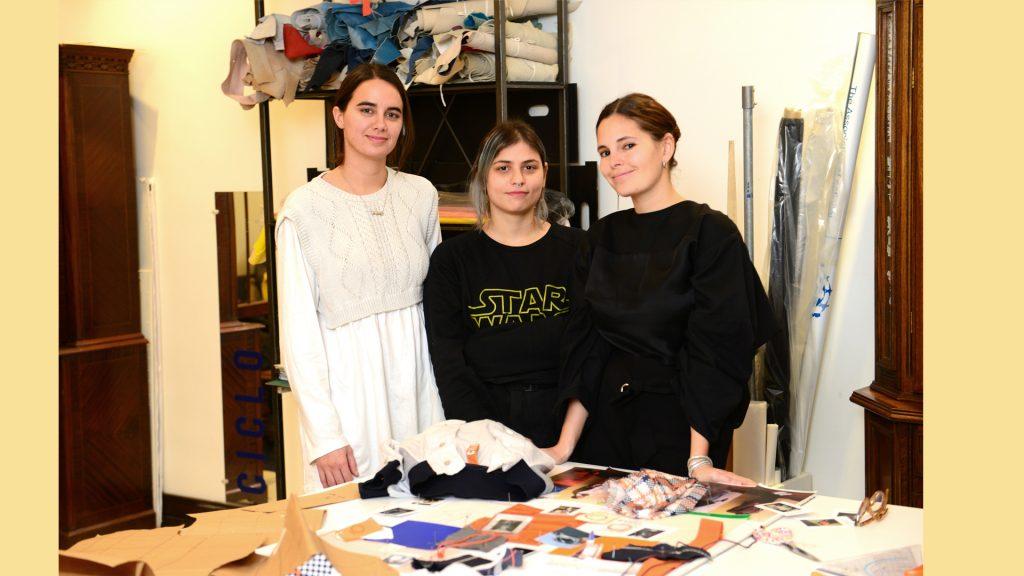 Catalina Peralta Martínez, Carolina Nicolucci y Micaela Pena: amigas y socias en Ciclo