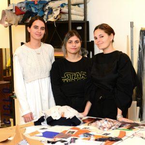 Catalina Peralta Martínez, Carolina Nicolucci, Micaela Pena: amigas y socias en Ciclo