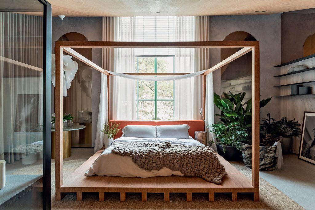 Un espacio refugio diseañado por Consuelo Jorge Arquitectos