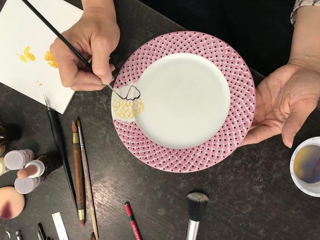 Cada plato nace de un proceso súper artesanal