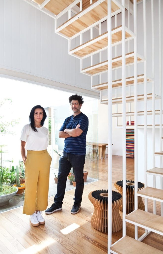 Los arquitectos de Grupo Gruba