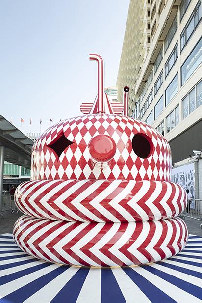 """""""Archisculptures"""": una instalación de Jaime Hayon"""