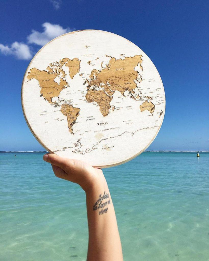 Los mapas de Terral recorren el mundo