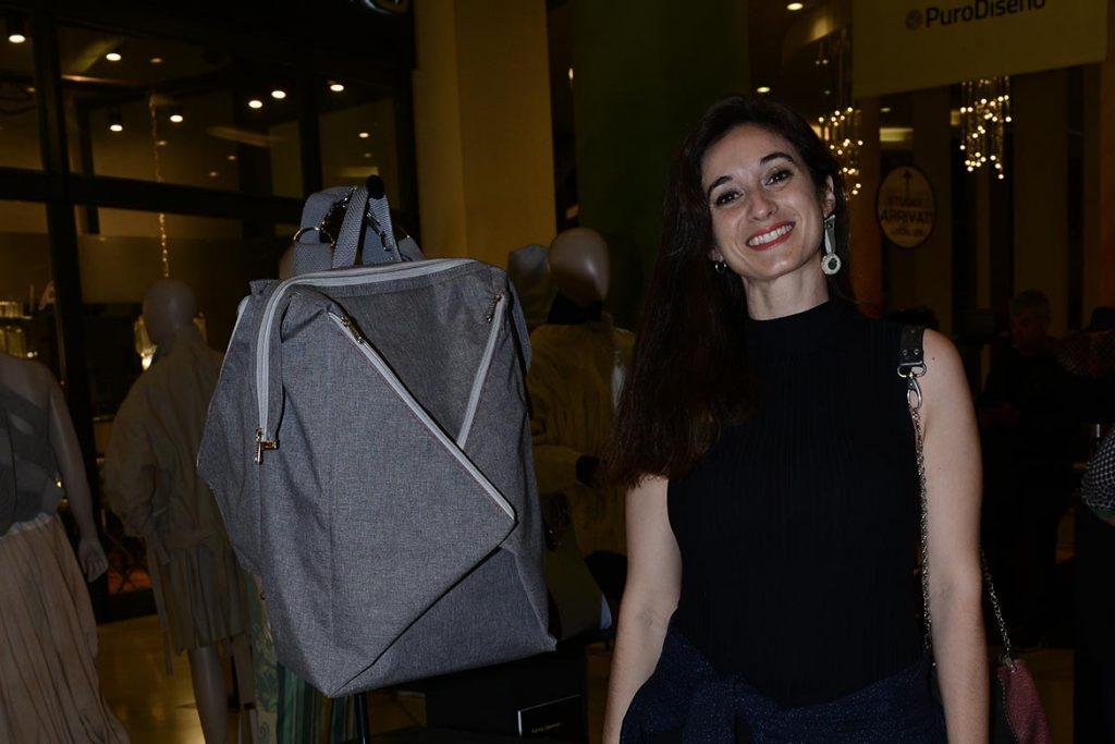 Manfredi celebró haber sido seleccionada entre los finalistas de Fase Emergente.