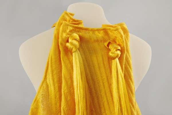 Bolt Threads creó una seda muy versátil