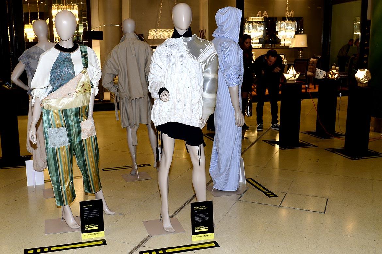 Las piezas finalistas del concurso Fase Emergente están exhibidas en Norcenter hasta el 31 de agosto.