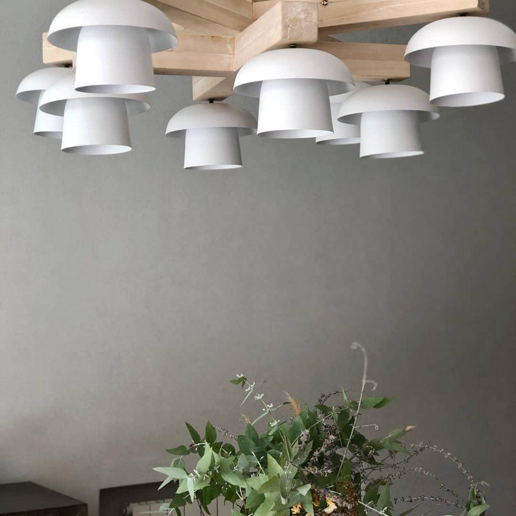 Lámpara. Julio Oropel