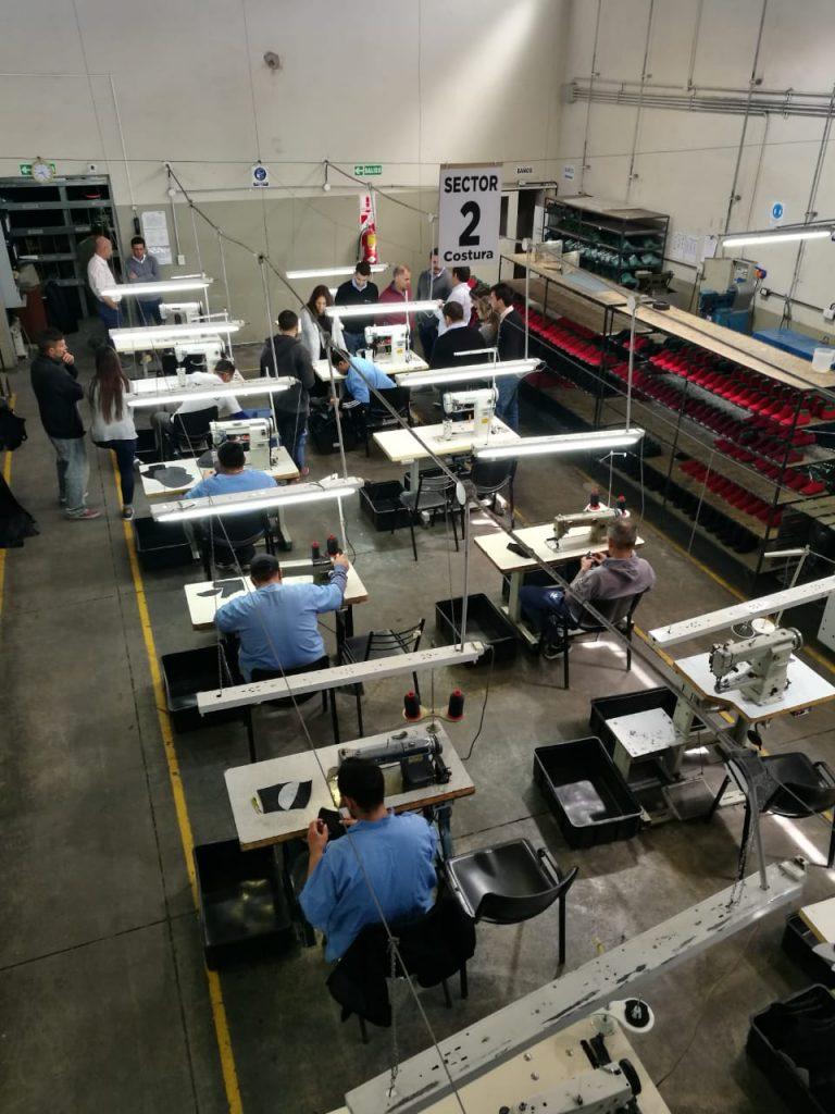 El penal de San Felipe, en Mendoza, se convierte en taller