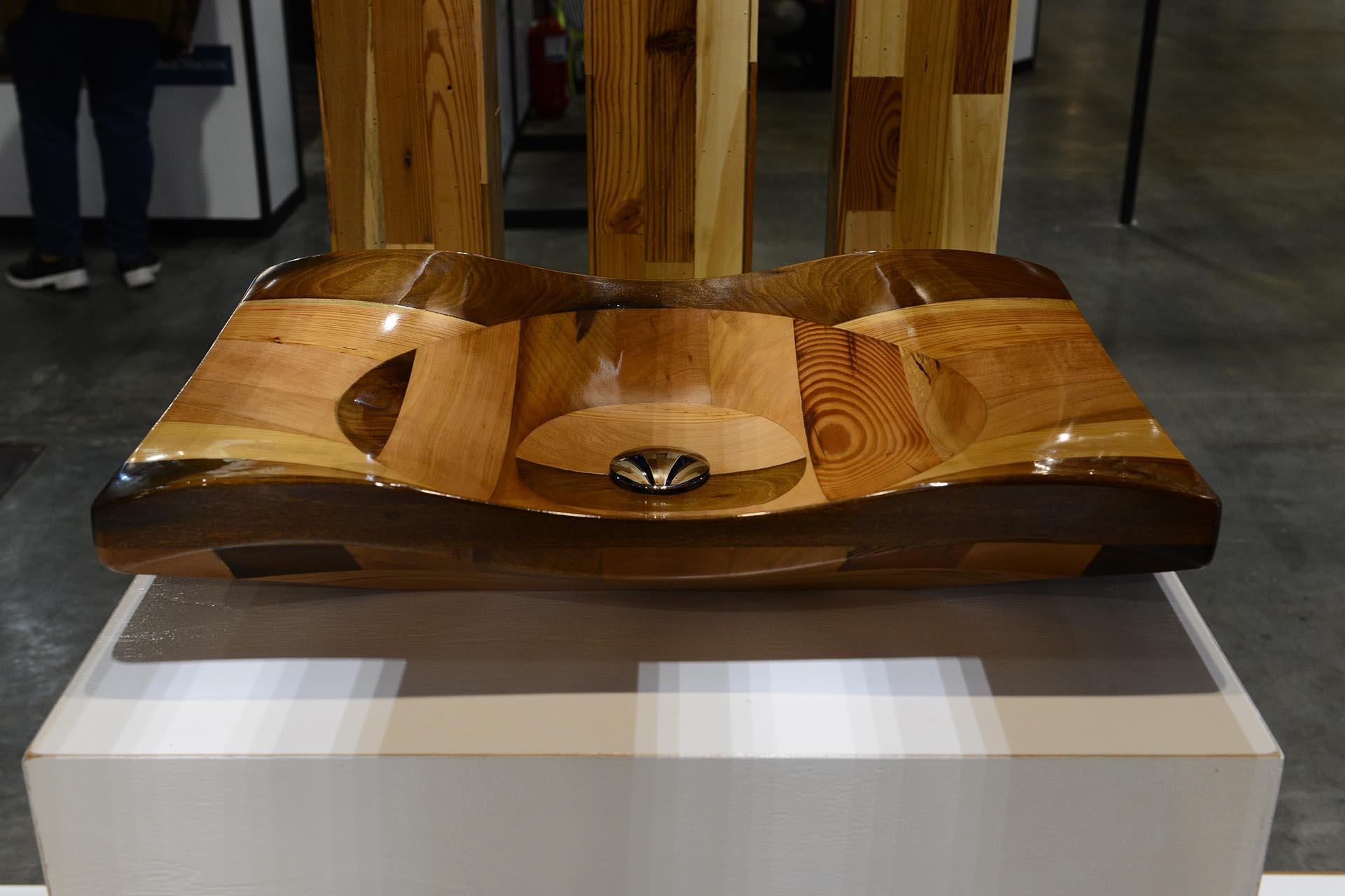 Si bien este es el modelo estrella de la propuesta, Daniel Alonso asegura que pueden realizar diseños a medida.