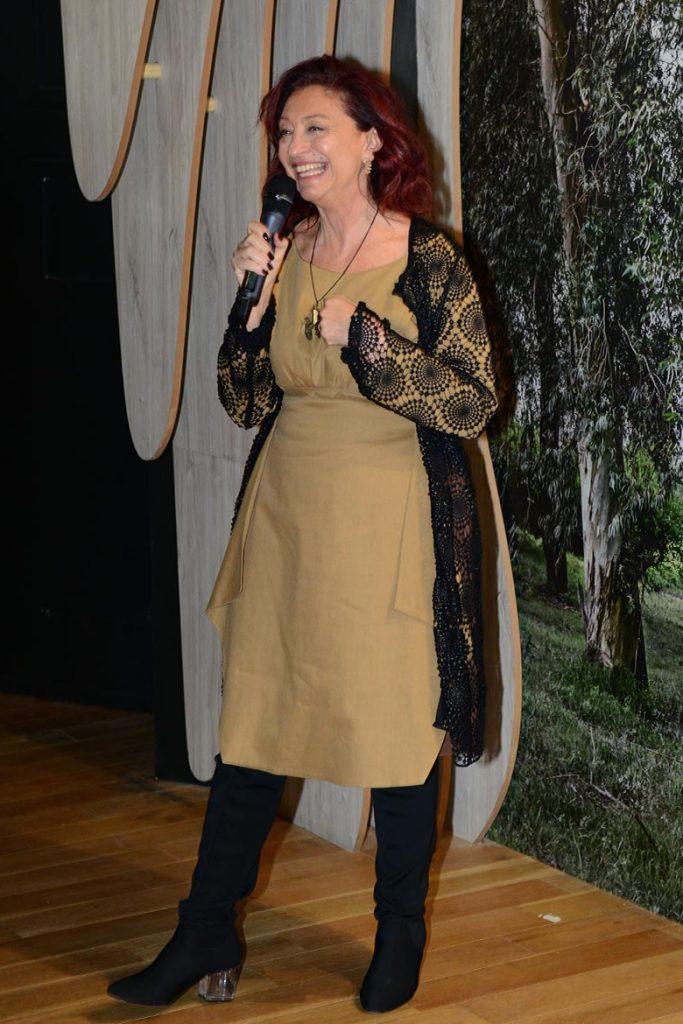 Mónica Cohen, mentora de PuroDiseño, habló sobre la importancia de mirar a la naturaleza para entender la sustentabilidad.