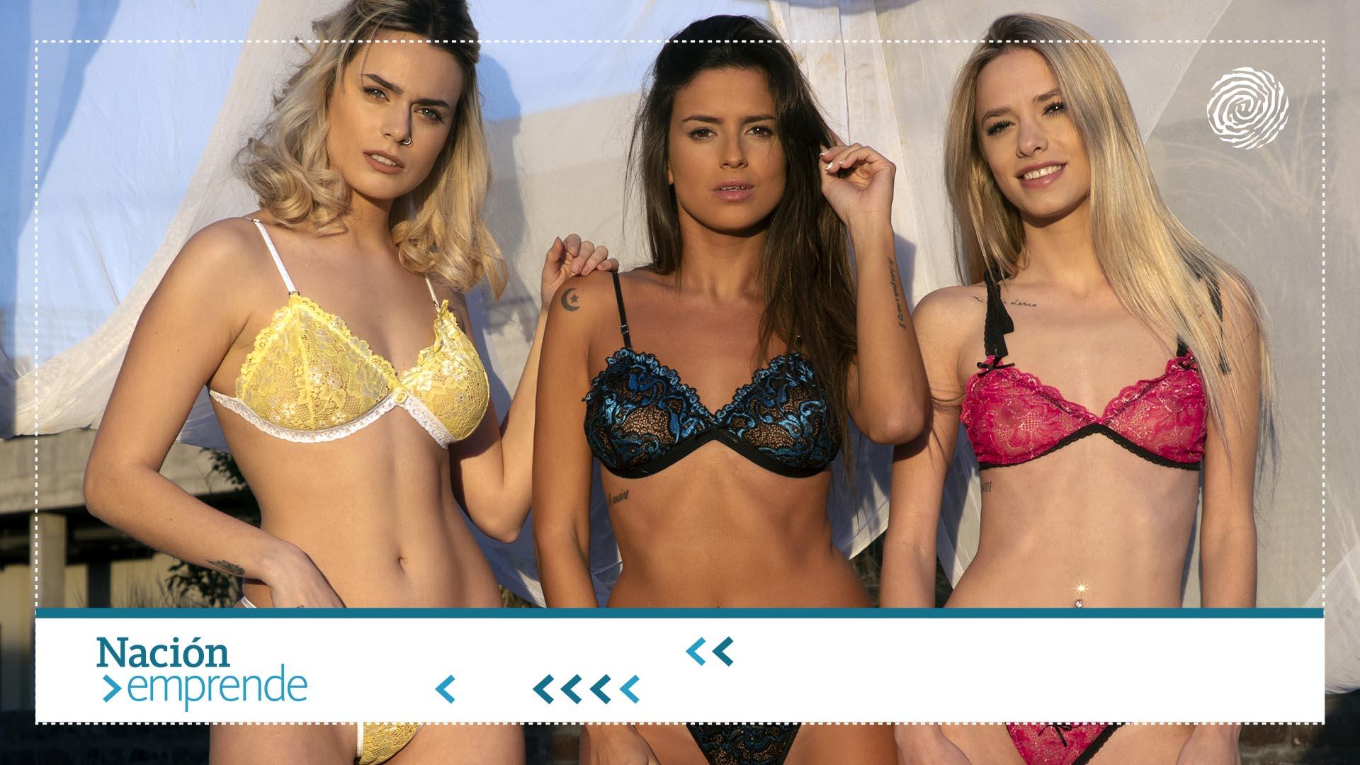Bella Lingerie presentó sus coloridas propuestas en PuroDiseño.
