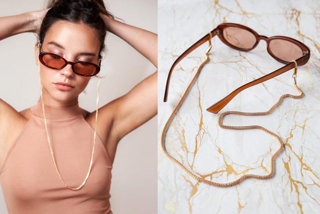 Briler es una marca de cintas para lentes... La clave, para sus creadoras, es proponer productos de calidad y con mucho diseño.