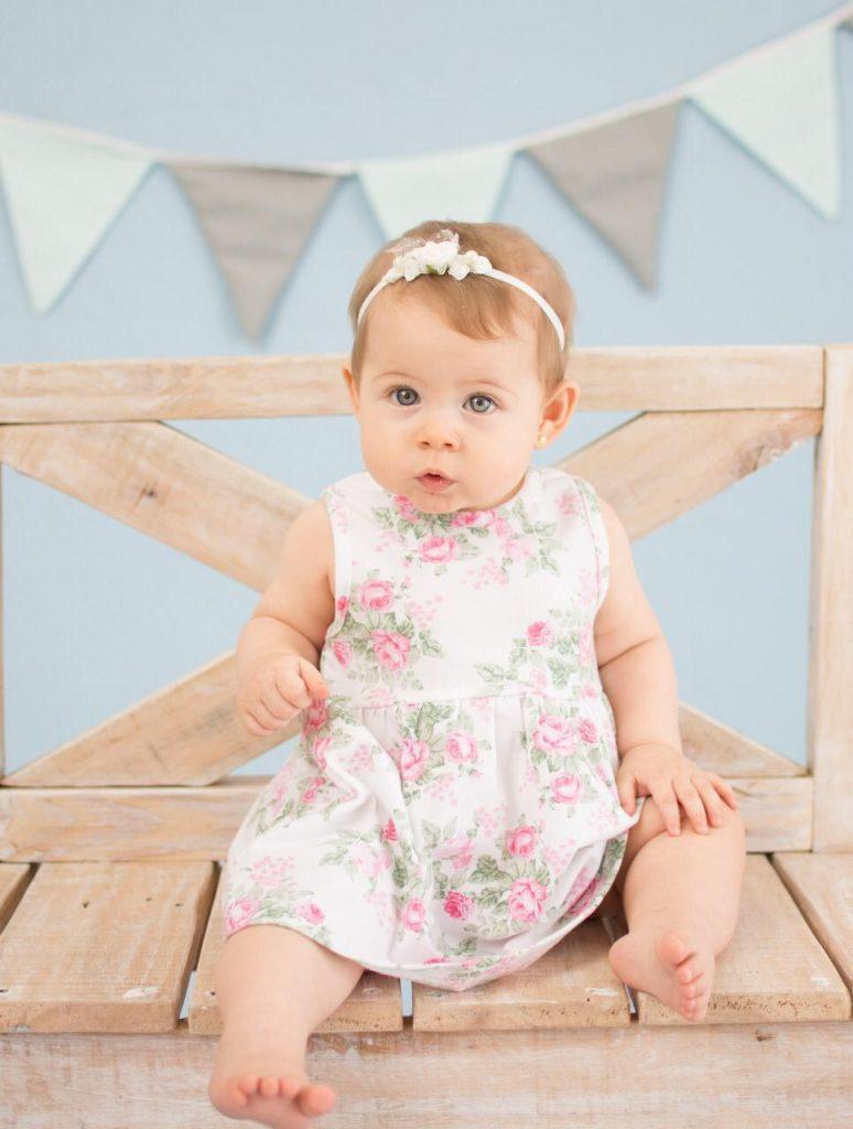 Baby Style en la campaña de verano de Mini Amme