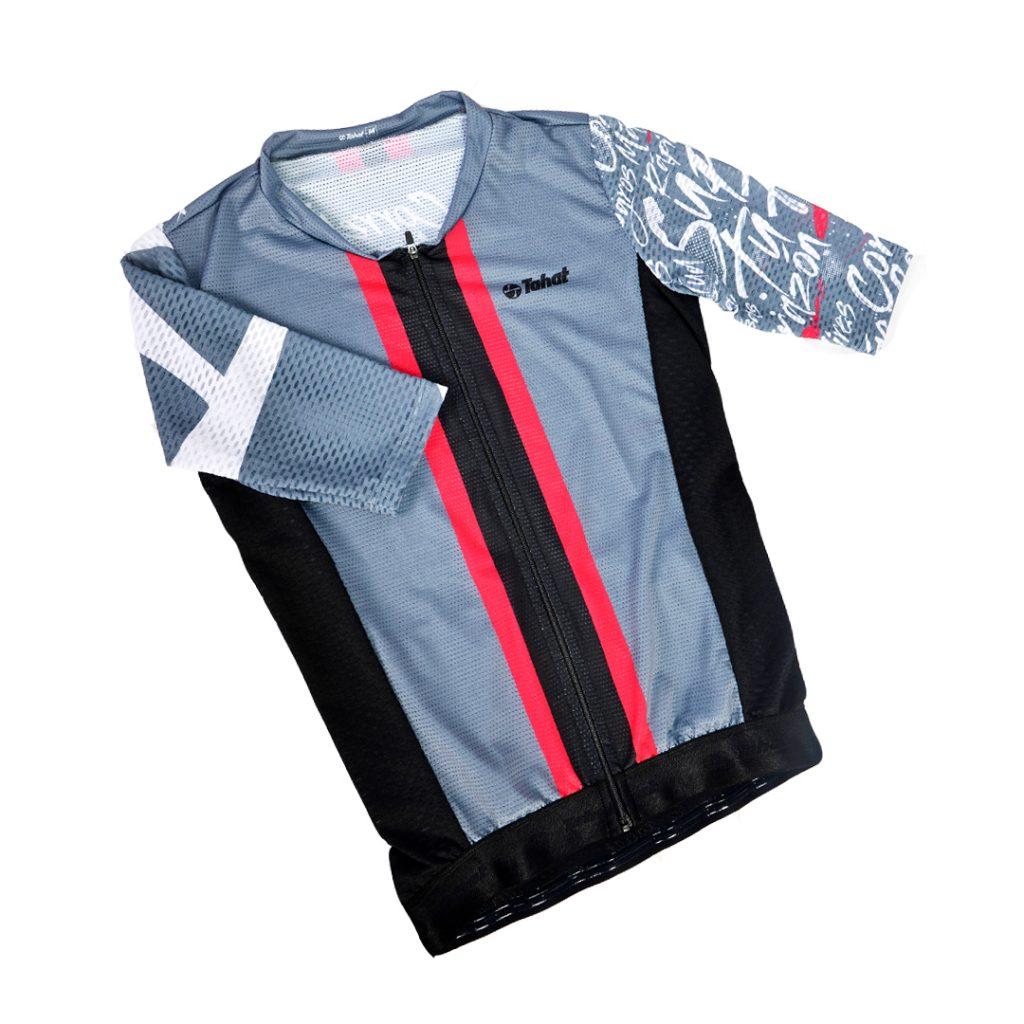 Tahat, indumentaria para ciclistas