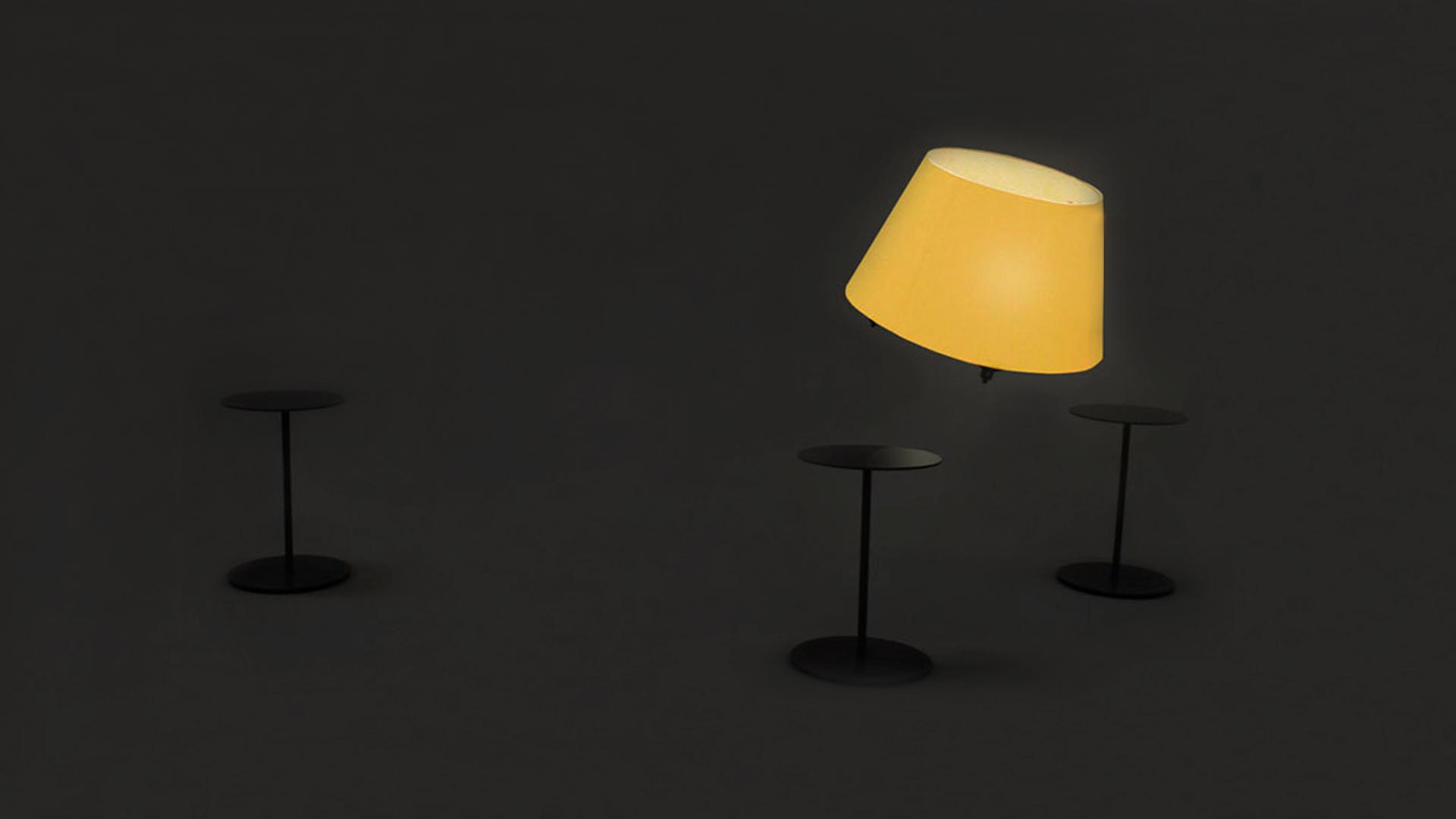 Lámpara Dron