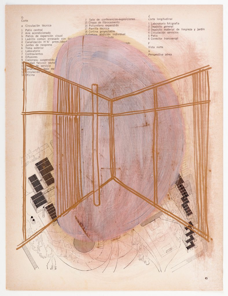Luciana Levinton en el Museo Nacional de Arte Decorativo