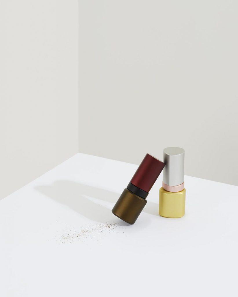 Molinillos de sal y pimienta de Lukas Peet