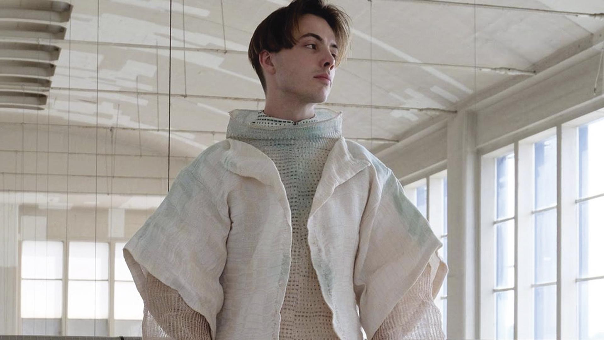 Lena Winterink y su colección Worn to wear