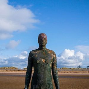 Antony Gormley: sus obras más impactantes