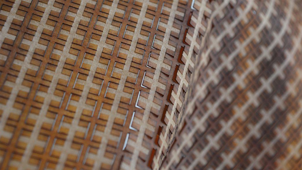 Biomateriales con residuos. Emilce Cesarini