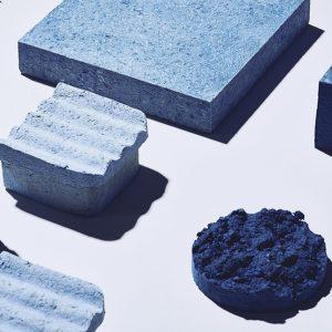 Nuevo material sustentable. Fibras de denim
