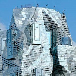 La última obra de Frank Gehry