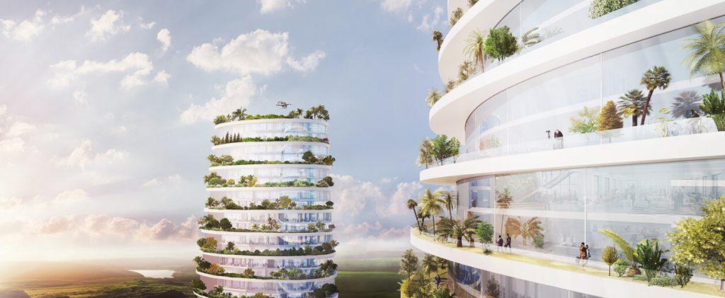 Ciudad inteligente y sustentablel