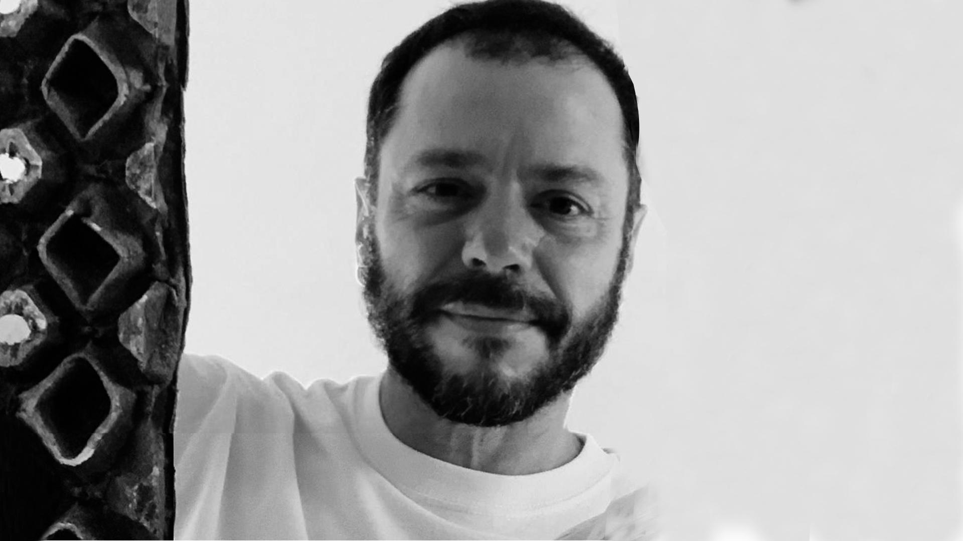 El diseñador Martín Churba