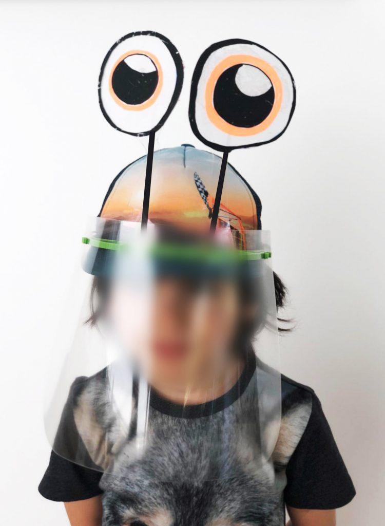Metaform Architects. Un escudo protector para los más chicos. COVID 19