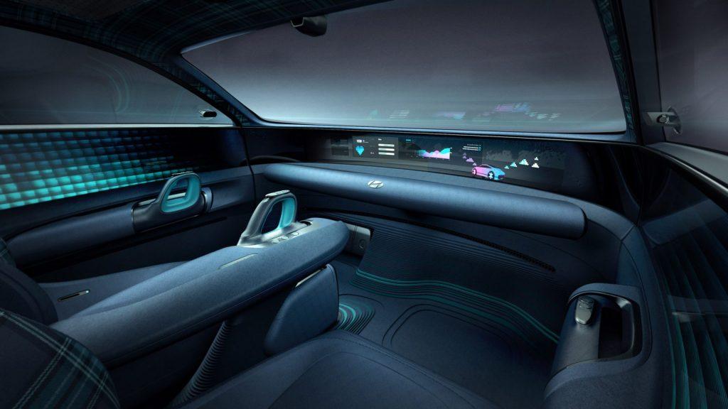 El auto que predice a los usuarios. Hyundai