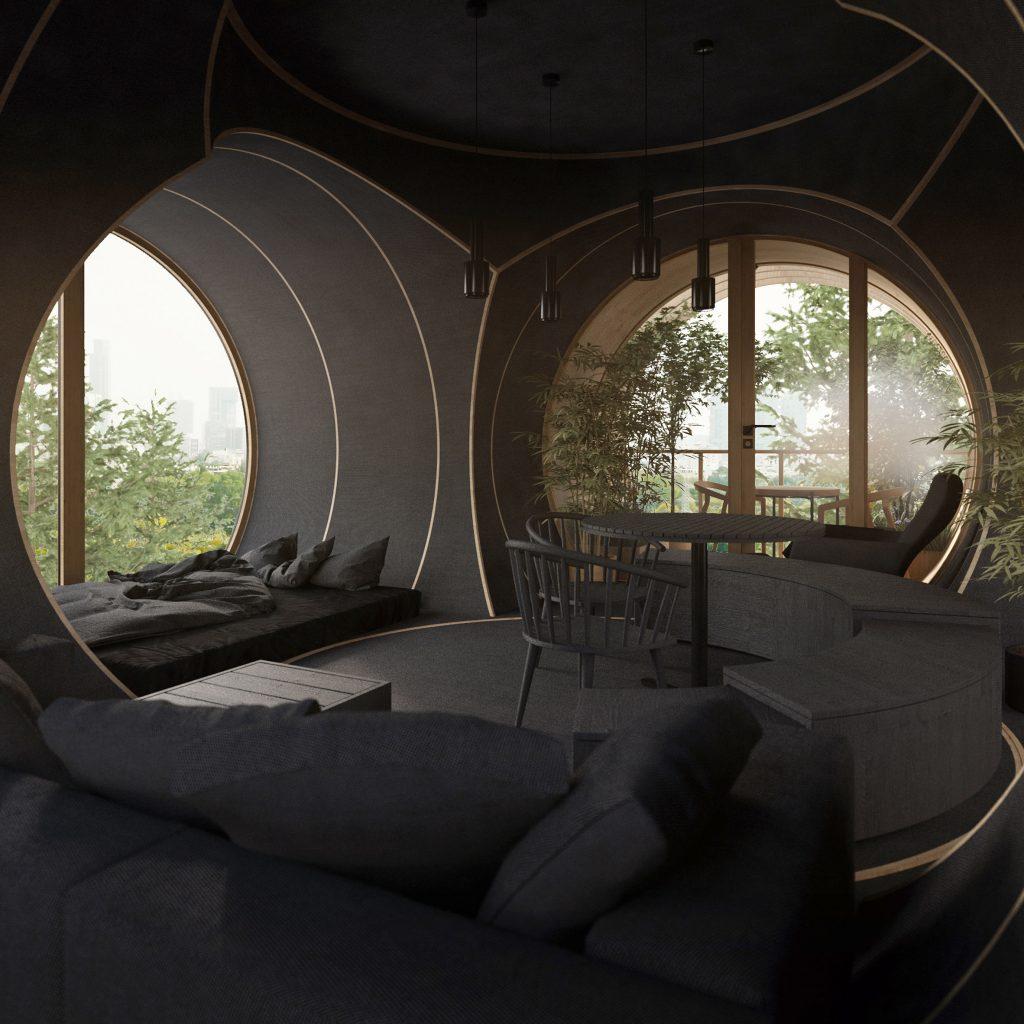 Casa modular. Bert. Estudio Precht