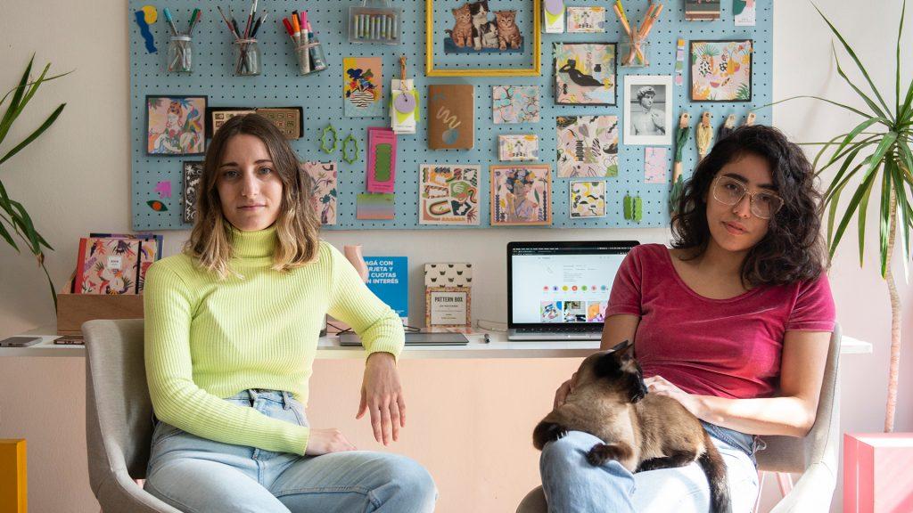 Fruto Estudio. Paz González Morero y Florencia Pereira Da Luz