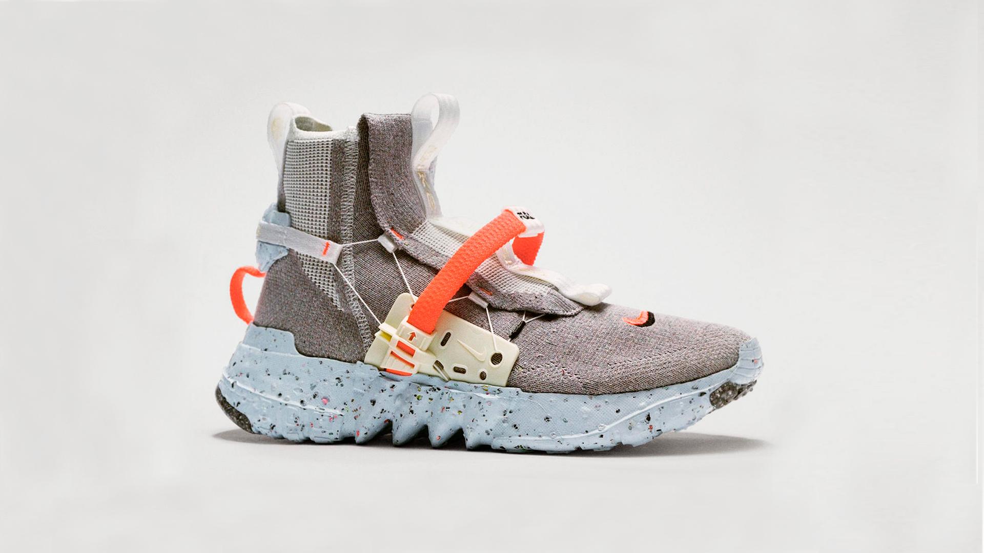 zapatillas sustentables. Nike