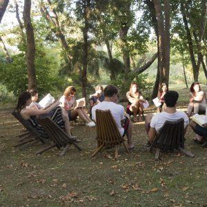 Un encuentro virtual para sintonizar con la naturaleza desde los 5 sentidos