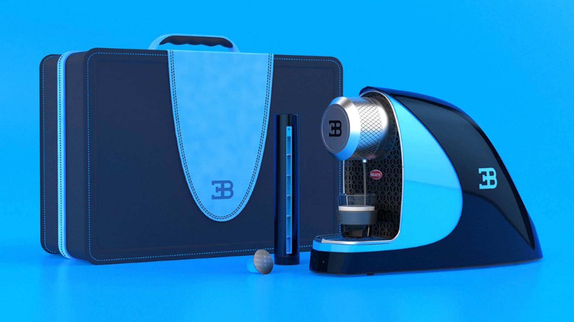 Bugatti Cafetera