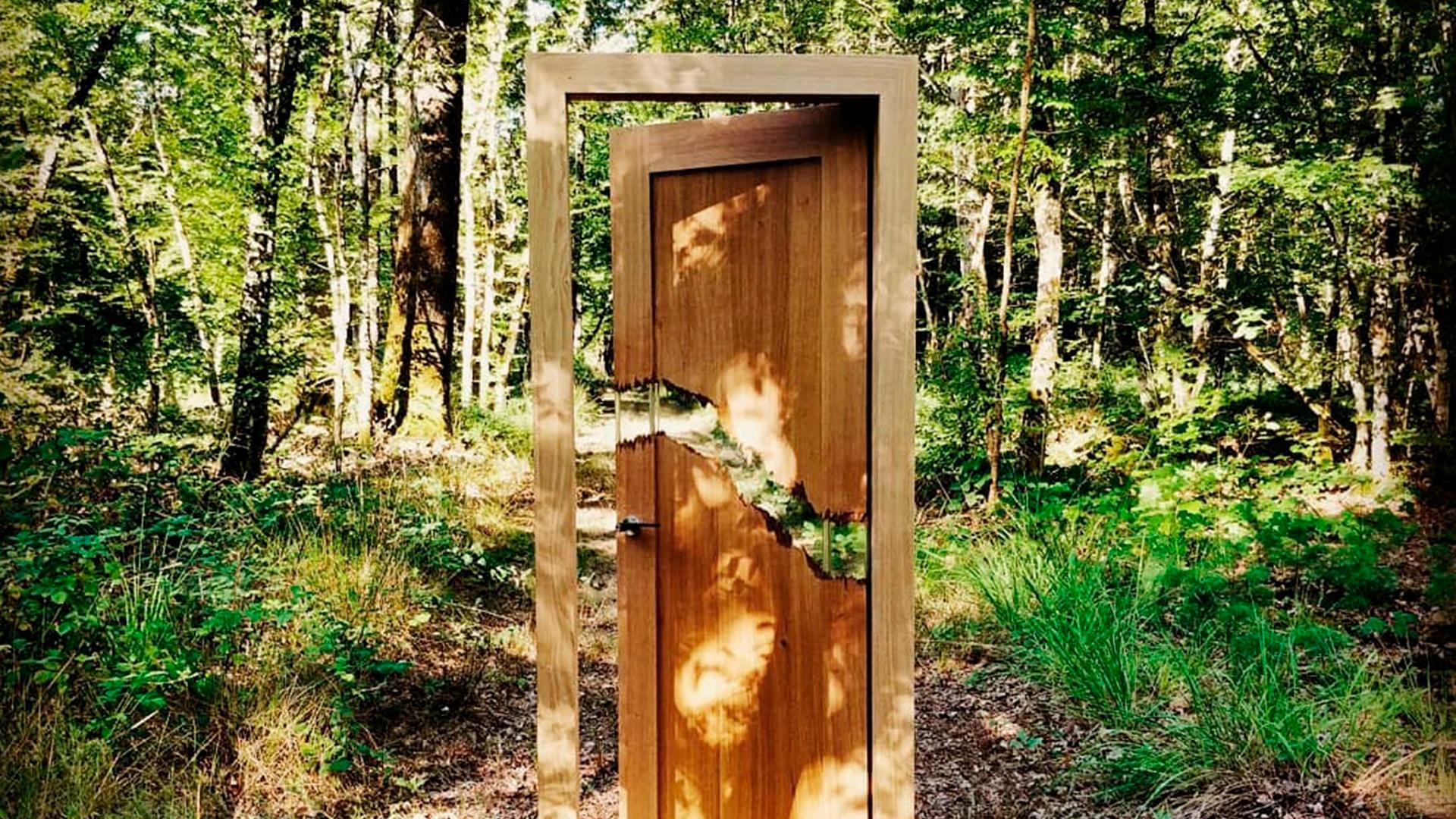 resina y madera