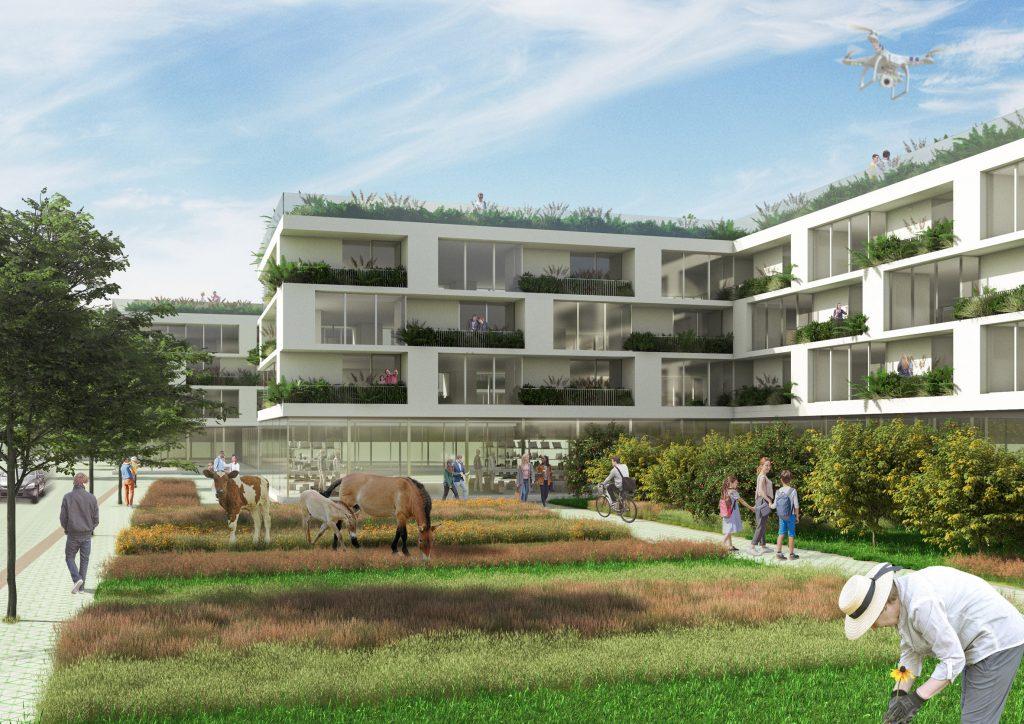 Un barrio sustentable, post coronavirus