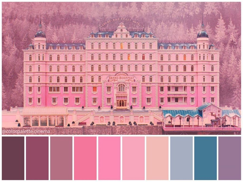 """The Grand Budapest Hotel"