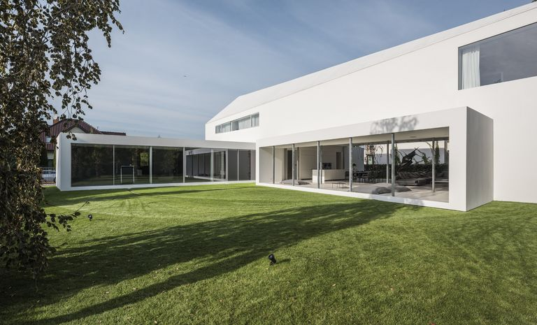 La casa de la terraza giratoria. Arquitectura dinámica