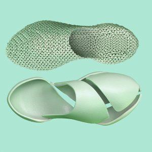 ¿Cuál es la visión de la estética en el futuro? Este proyecto busca explorar la posibilidad de diseño de calzado con fabricación aditiva en un futuro cercano.