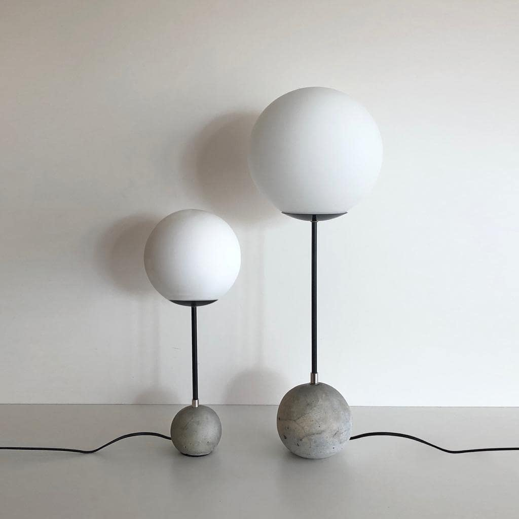 Juan Diciervo. Lámparas