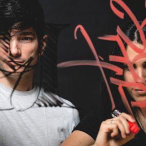 Yani y Guille. Diseñadores
