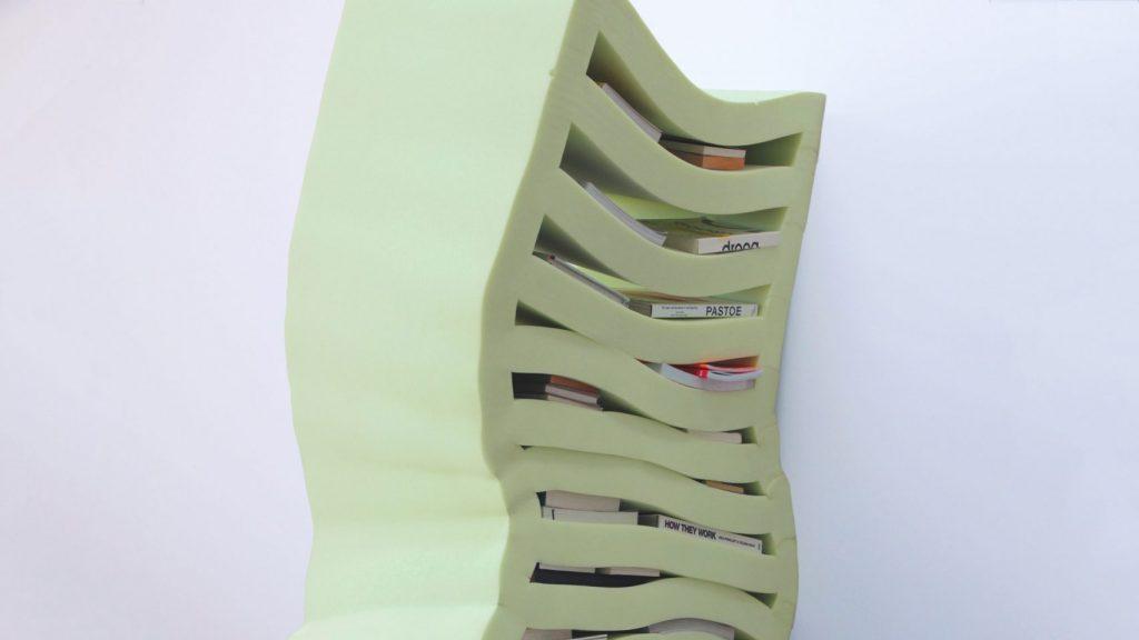 Muebles de gomaespuma