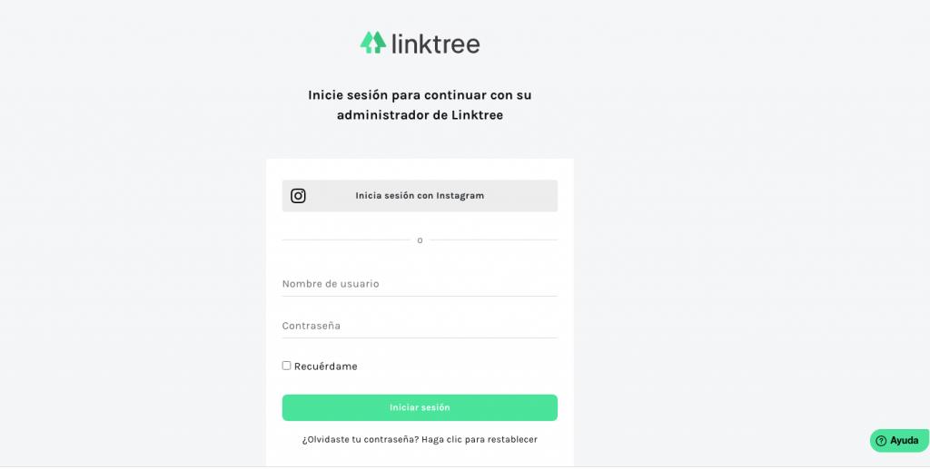 App para redes