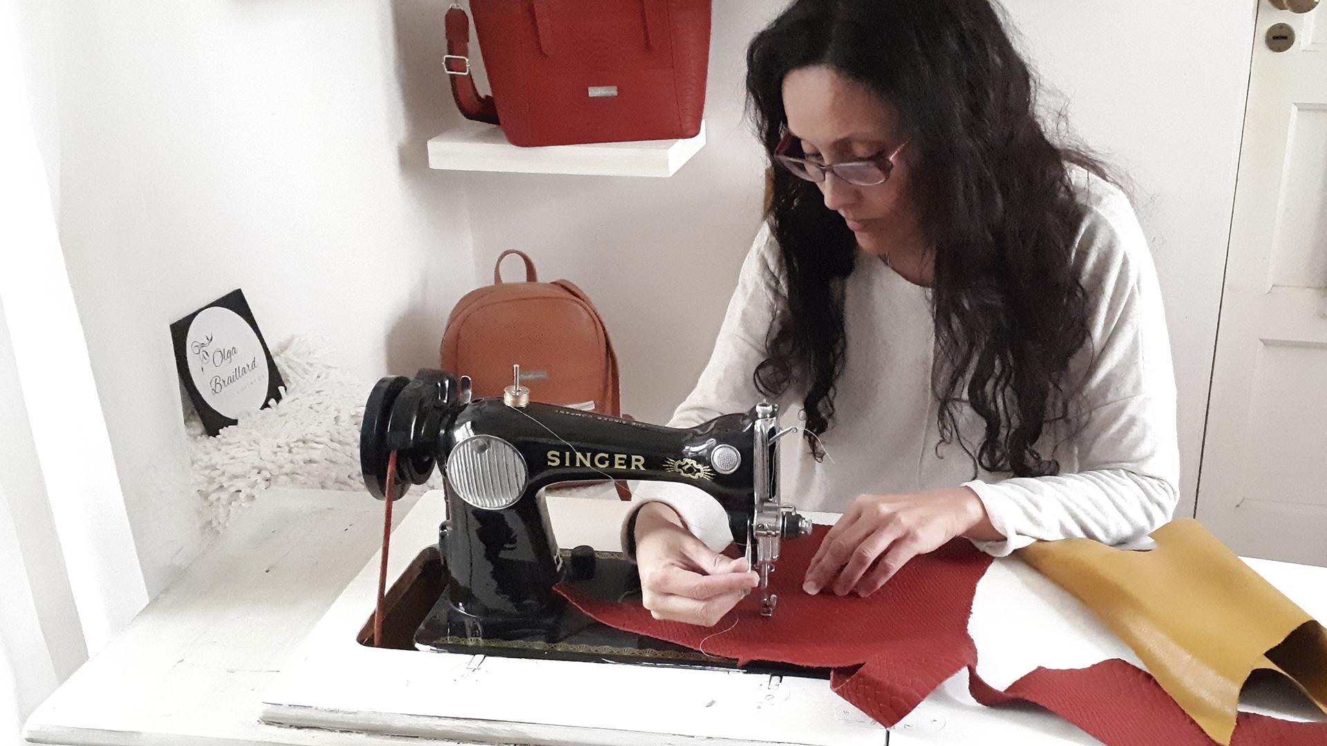 Olga Braillar. Emprender