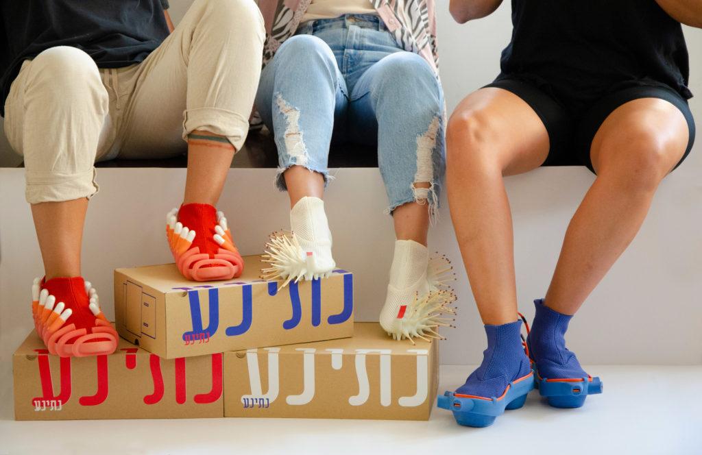 Zapatillas innovadoras