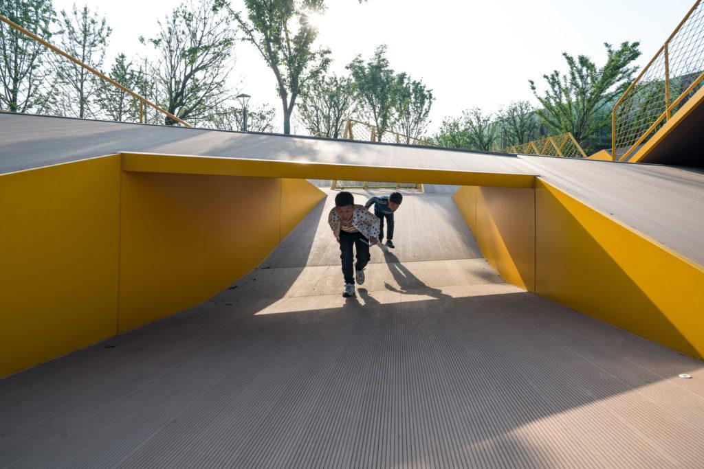 Nuevo parque táctil