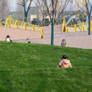 Parque táctil